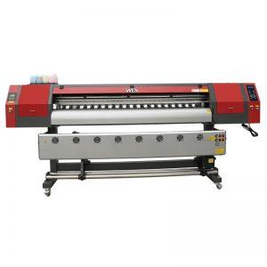 1.8米寬幅染料昇華打印機,帶有三個dx5打印頭,用於T卹打印WER-EW1902