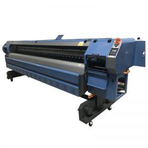 3.2米柯尼卡512i打印頭數字乙烯基柔性橫幅溶劑打印機/繪圖儀/印刷機WER-K3204I