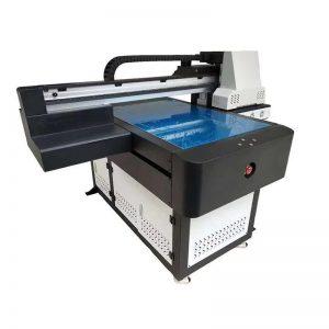 A1 UV Printer Digital 6090平板UV印刷機,具有3D效果/光油印刷