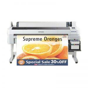 EPSON B6080 / B7080專業數字環保溶劑型打印機