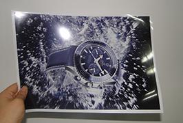 燈泡片由3.2米(10英尺)eco溶劑打印機WER-ES3202 2打印