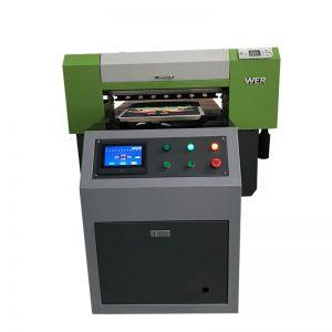 中國製造便宜的價格uv平板打印機6090 A1尺寸打印機