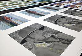 照片紙由1.8米(6英尺)eco溶劑打印機WER-ES1802 2打印