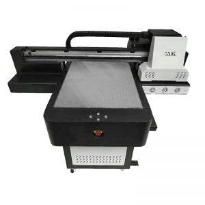 小尺寸高品質手機殼平板UV打印機WER-ED6090UV