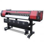 便宜的3.2米/ 10英尺數字乙烯基打印機,1440 dpi環保溶劑噴墨打印機-WER-ES1602打印機
