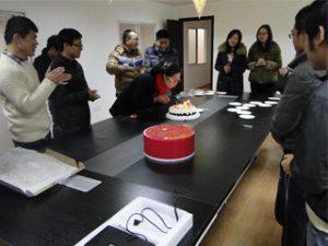 工人的生日,2015年
