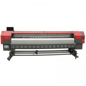 eco溶劑打印機dx7頭3.2m數字flex橫幅打印機,乙烯基打印機WER-ES3202