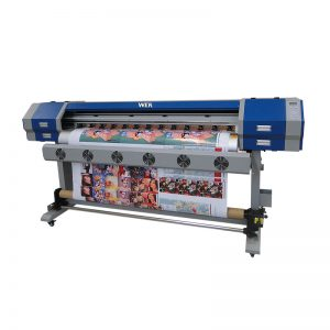 帶Dx5頭WER-EW160的織物T卹紡織品印花機