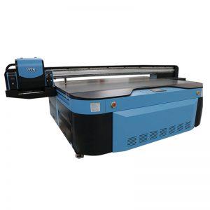 高品質UV平板打印機牆/瓷磚/照片/丙烯塑料/木質印刷WER-G2513UV