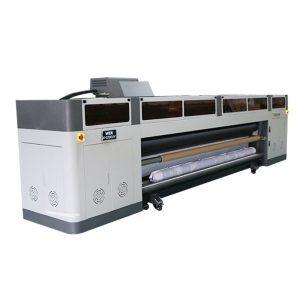 高分辨率高速數碼噴墨打印機,配有ricoh gen5打印頭UV繪圖儀WER-G-3200UV