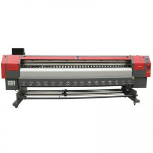 高速3.2m溶劑打印機,數字柔性橫幅印刷機價格WER-ES3202