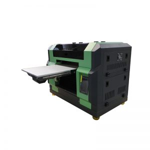 流行的A3 329 * 600mm,WER-E2000 UV,平板噴墨打印機,智能卡打印機