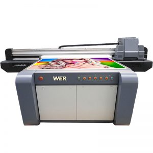 用於手機殼的uv印刷機uv機WER-EF1310UV